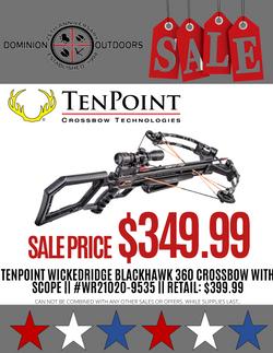 TENPOINT WR21020-9535
