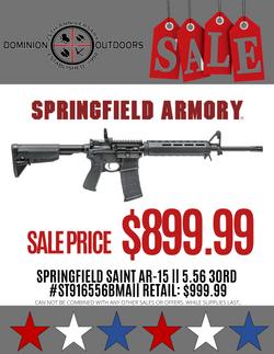 SPRINGFIELD AR-15