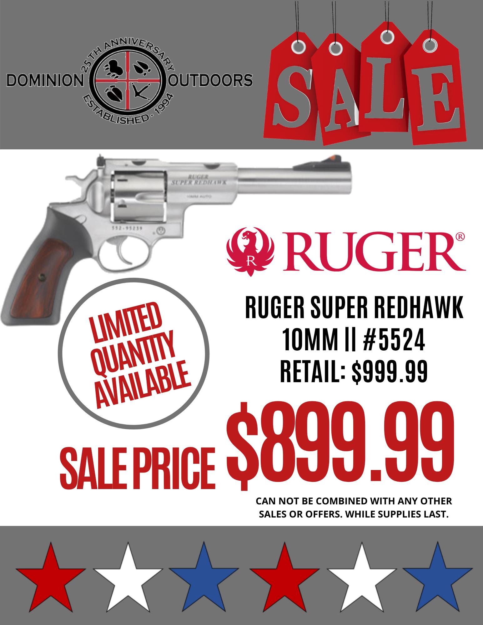 Ruger 5524