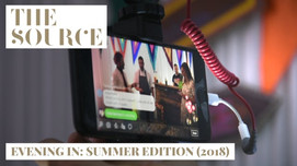 The Source Evening In Summer 2018