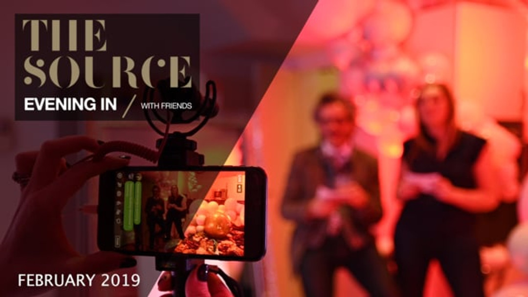 The Source Feb 2019 Evening In