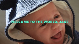 Welcome to the world Jake