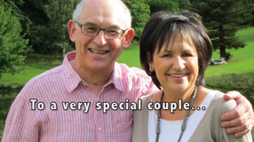 Pamela and Adrian anniversary video