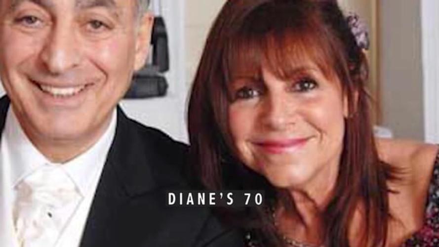 STOP Diane's 70