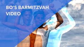 Bo's Barmitzvah Video
