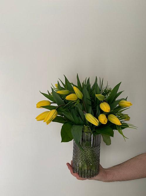 forfait bouquet hebdomadaire