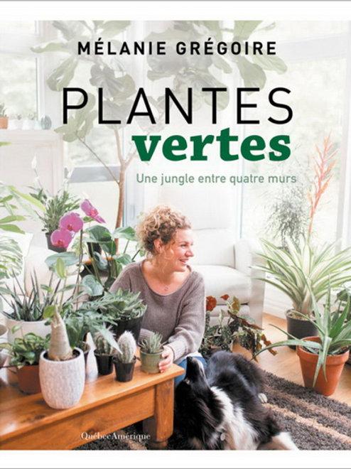 Plantes vertes une jungle entre quatre murs