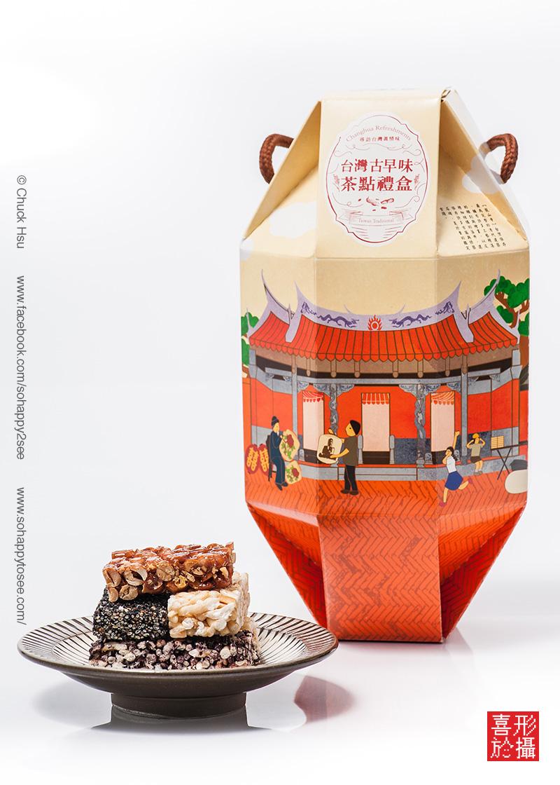 卦香-米香八角禮盒