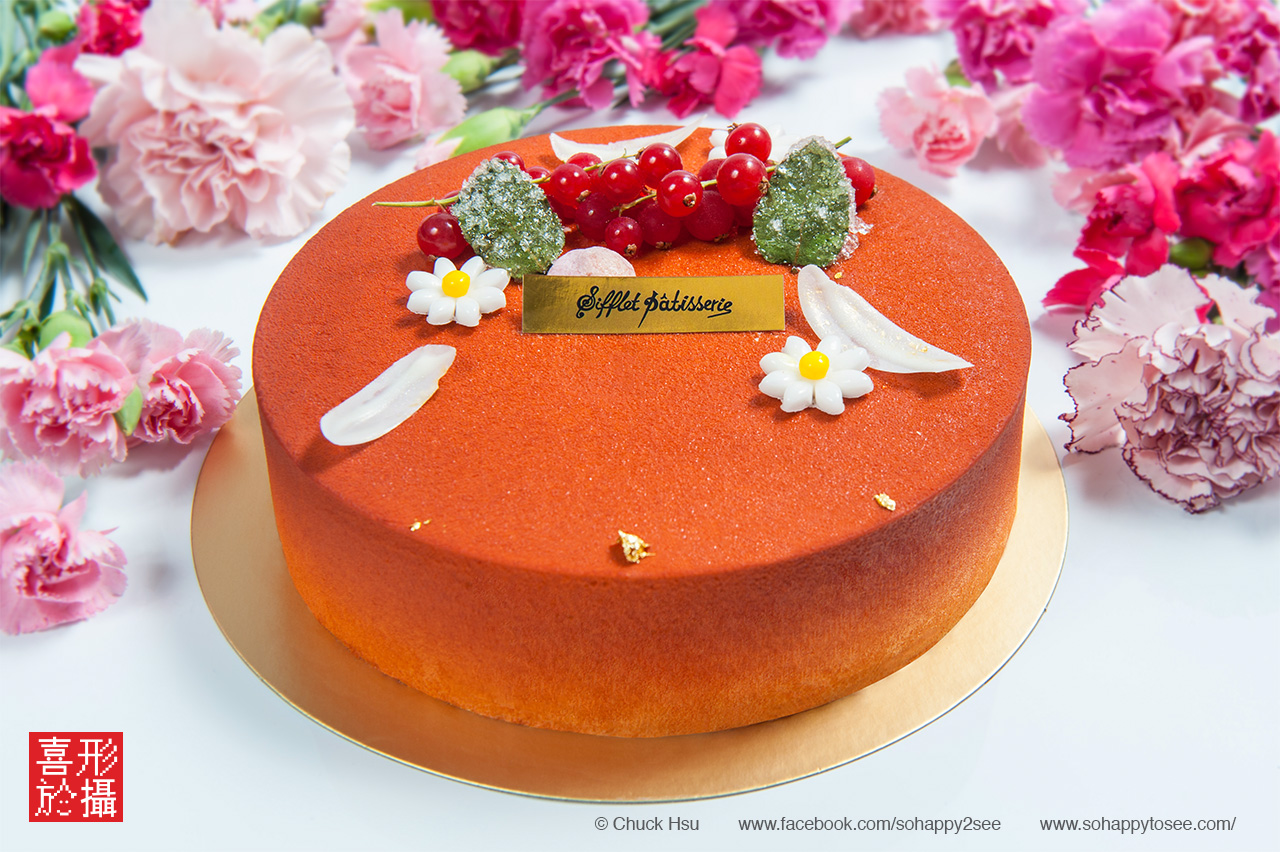 Sifflet pâtisserie 母親節蛋糕