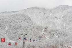 四川西嶺雪山 Xiling Snow Mountain,Sichuan