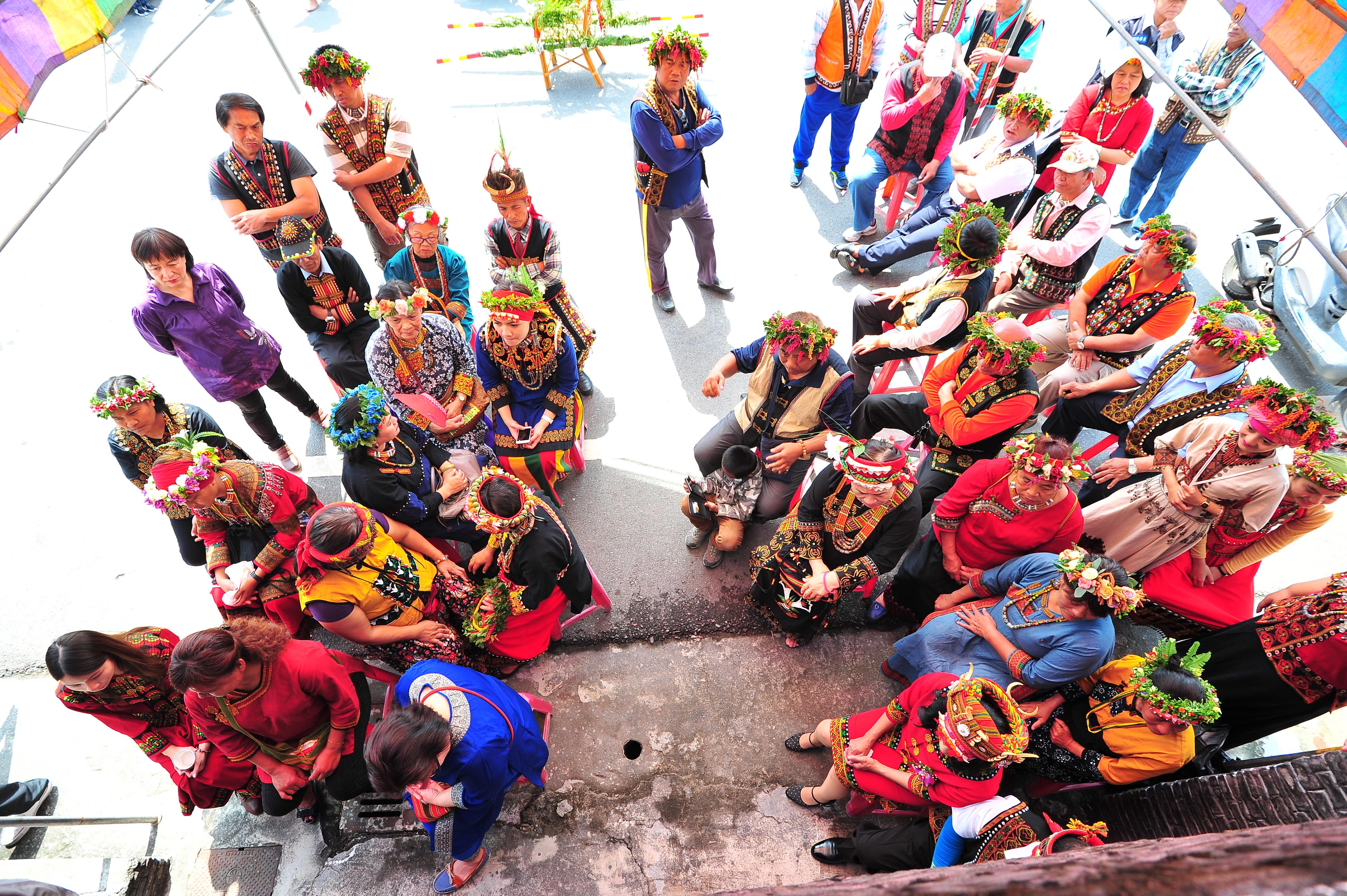 原住民婚禮(台東太麻里)