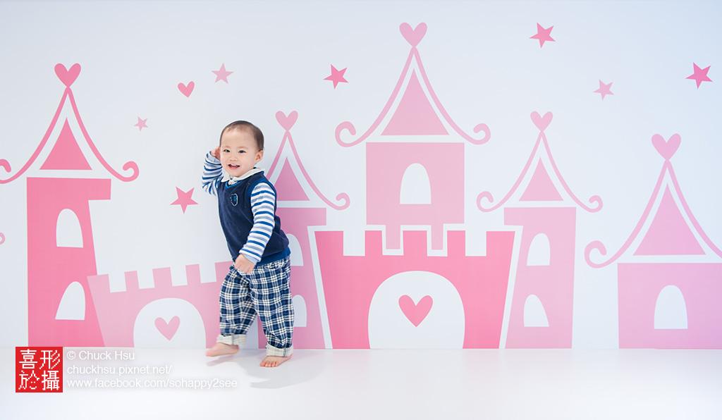 粉紅城堡的小王子