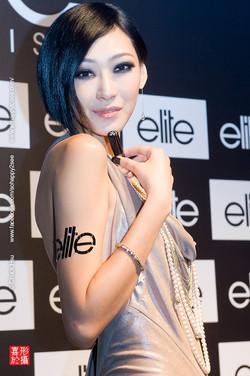 elite fashion show (跨界名模陸瑤)