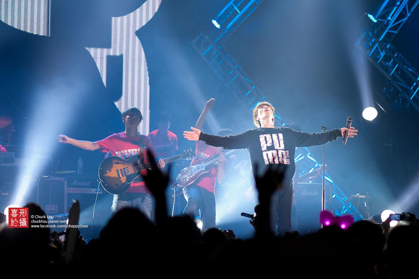蕭敬騰 PUMA演唱會 ATT4FUN/