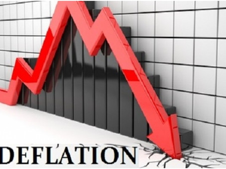 Simple Explanation --Why Everyone Is Wrong About Inflation: Deflationary Crash Ahead +Global Supply