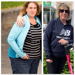 """""""I saw Lyn in May 2019 and since then I have lost 51kg It has really changed my life Health wise ! I would really like to thank Lyn so much I couldn't have done this without her!"""""""