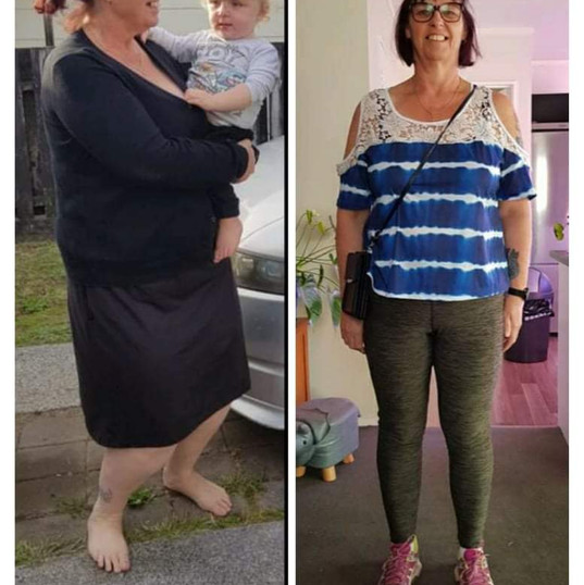17 weeks in and 17.3kgs gone for good