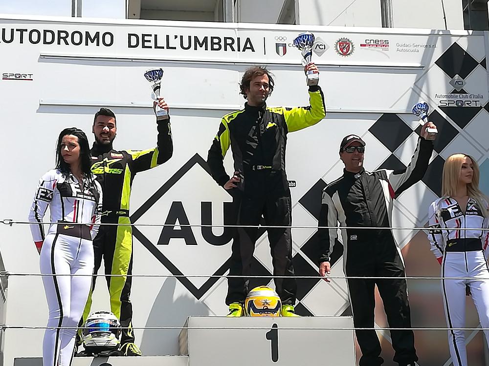 Autodromo Magione - Formula X Italian Series - Predator's Challenge - Palummieri Stefano