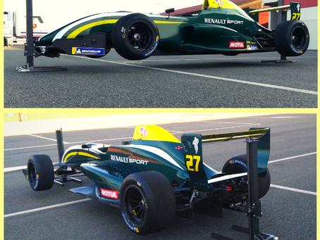 GOUP! RACE CAR LIFT   SOLLEVATORE VETTURE COMPETIZIONE FORMULA E GT-LIGHT
