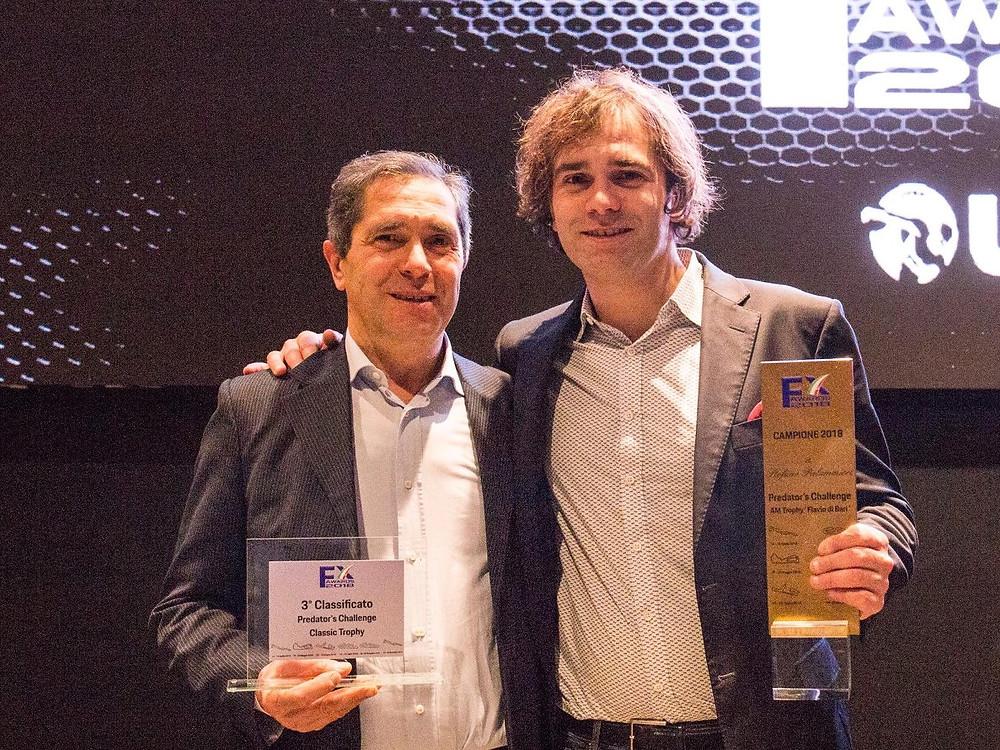 FX Awards 2018 - Formula X Italian Series: Predator's Challenge