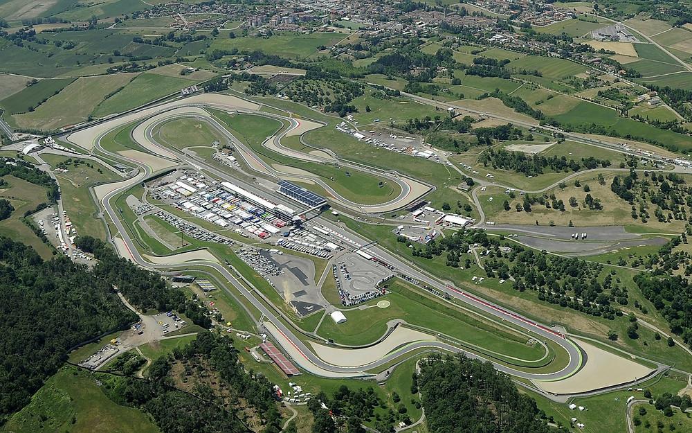 Pista Mugello Formula X Italian Series F2000 TopJet