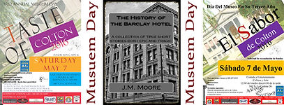 J.M. Moore: Book Signing Event