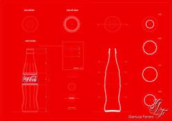 Coca cola glass