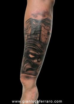 guest 12 - gianluca ferraro tattoo