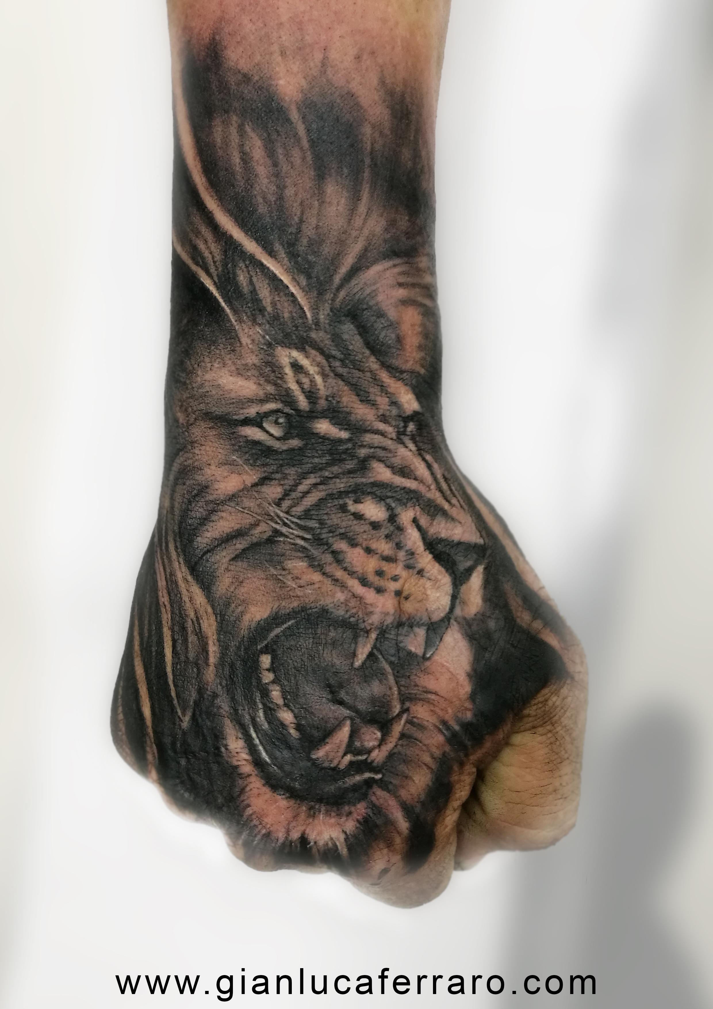 guest 13 - gianluca ferraro tattoo