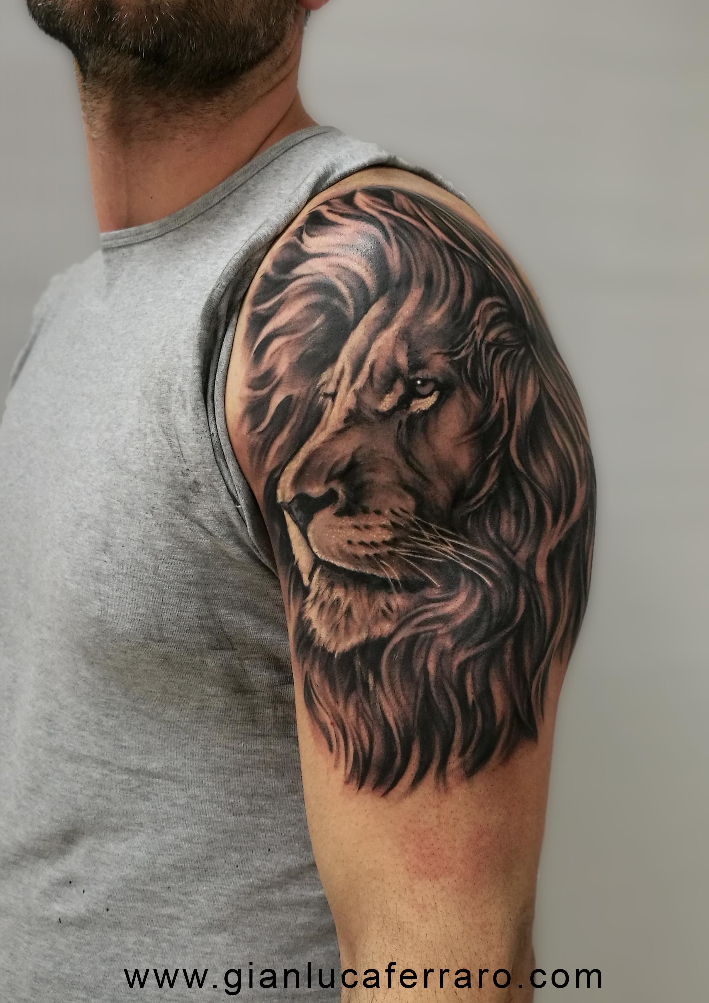 guest 10 - gianluca ferraro tattoo