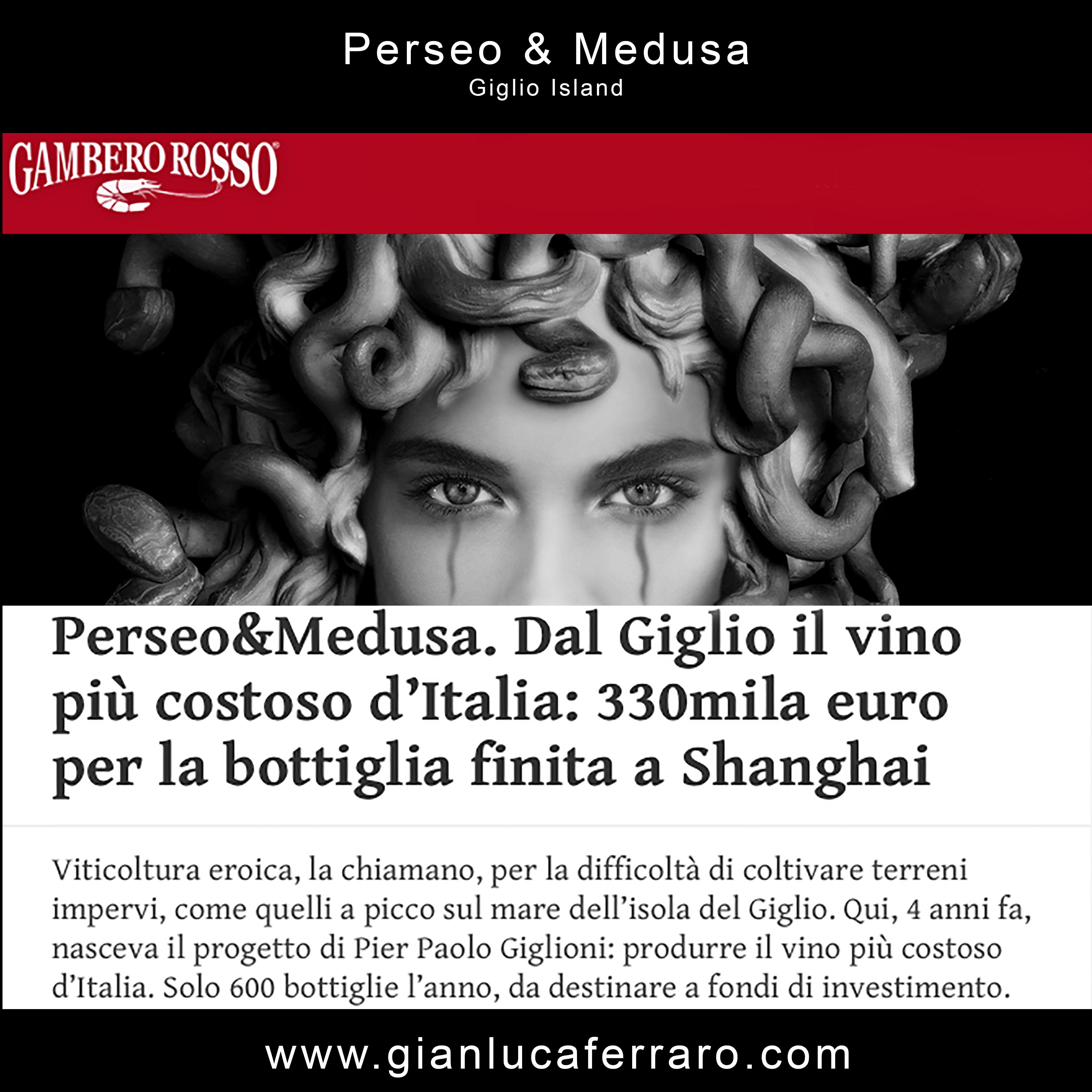 3 post instagram Medusa progetto 1