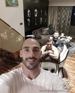 FABIO E PAOLO CANNAVARO - Selfie Session