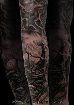 guest 7 - gianluca ferraro tattoo