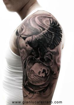 guest 2- gianluca ferraro tattoo