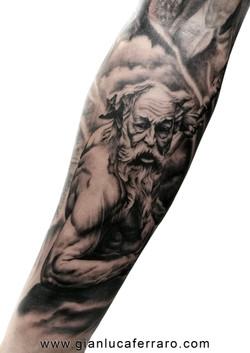 guest 3 - gianluca ferraro tattoo
