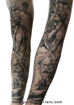guest 9 - gianluca ferraro tattoo