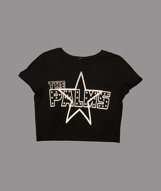 THE PALMS CROPPED TEE
