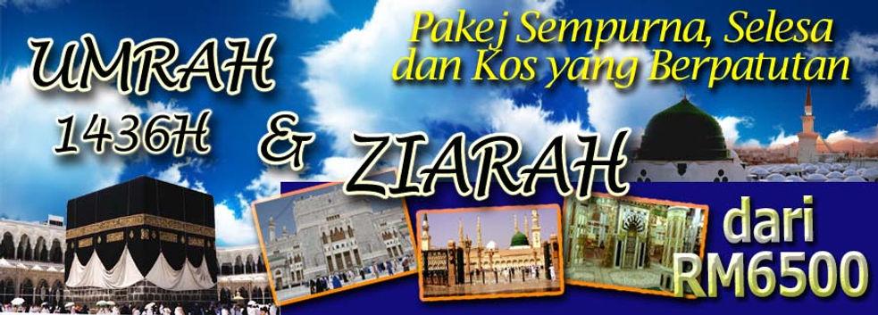 platinum gesture umrah ziarah