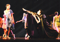 As Lendas e o Ballet Clássico