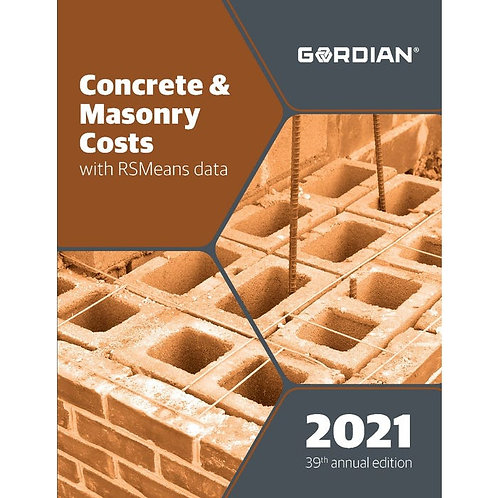 RS Means Concrete and Masonry Cost Data