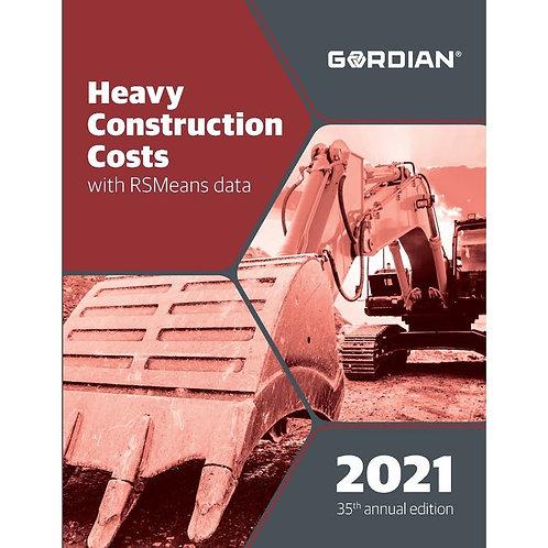 RS Means Heavy Construction Assemblies