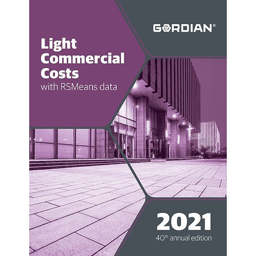 RS Means Light Commercial Cost Data