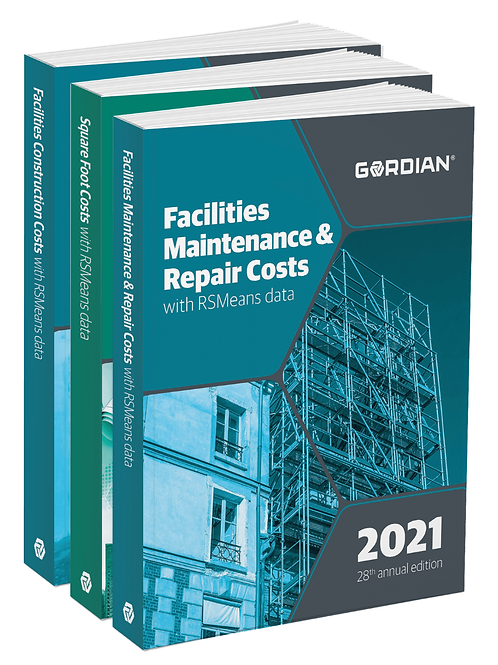 RS Means Facilities Construction Composite Cost Data
