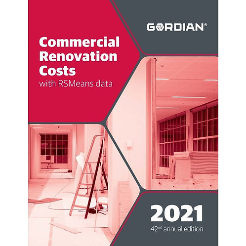 RS Means Commercial Renovation Cost Data