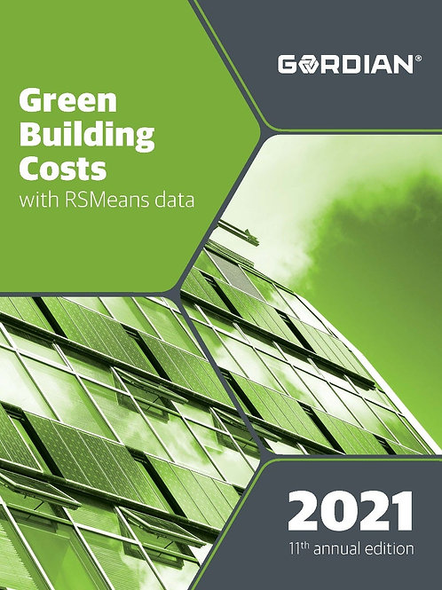 RS Means Green Building SF Assembly