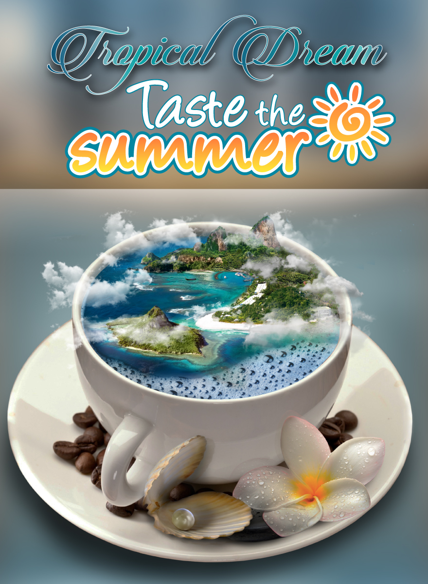 Cup of summer