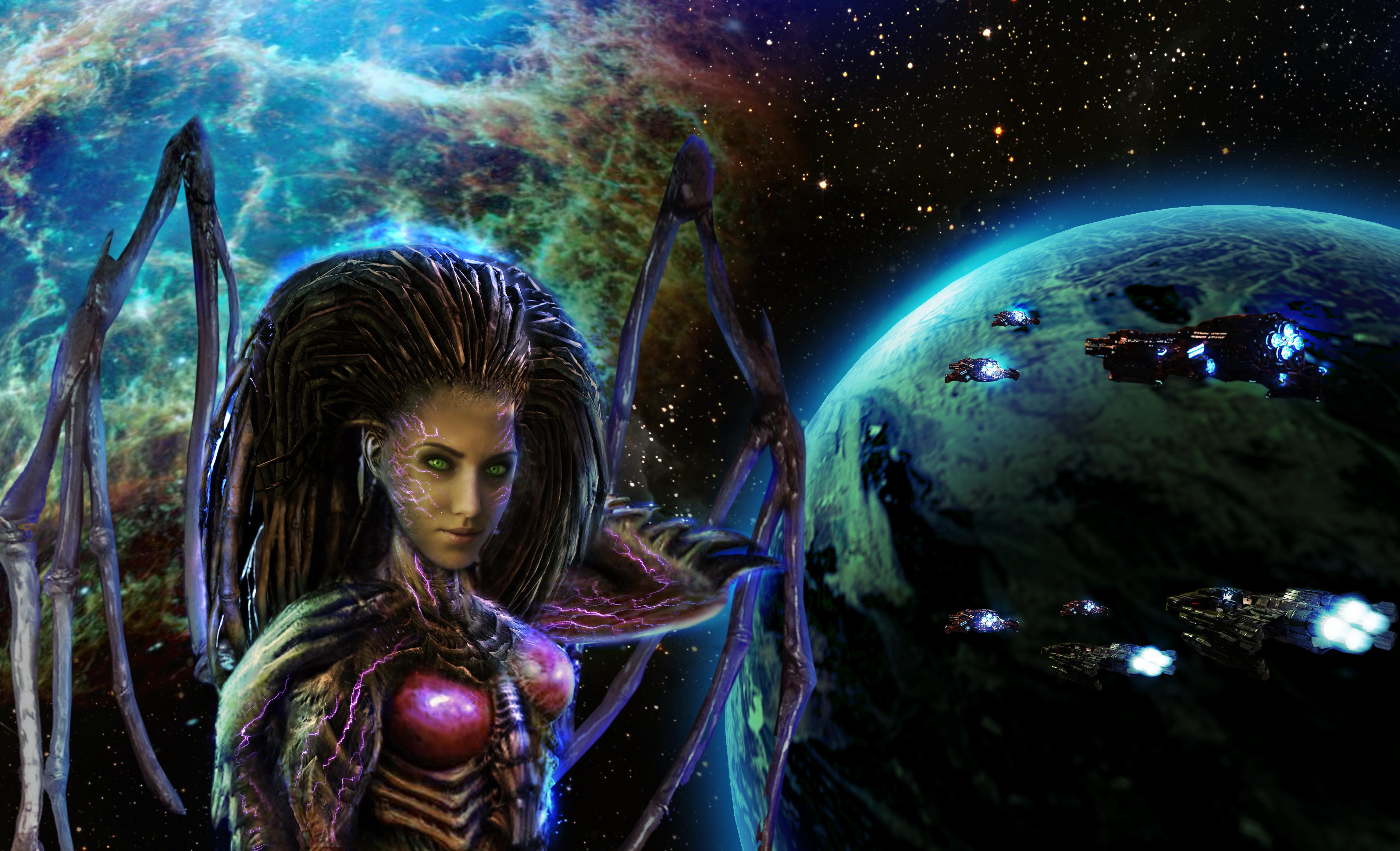 Queen of Blades - rmx