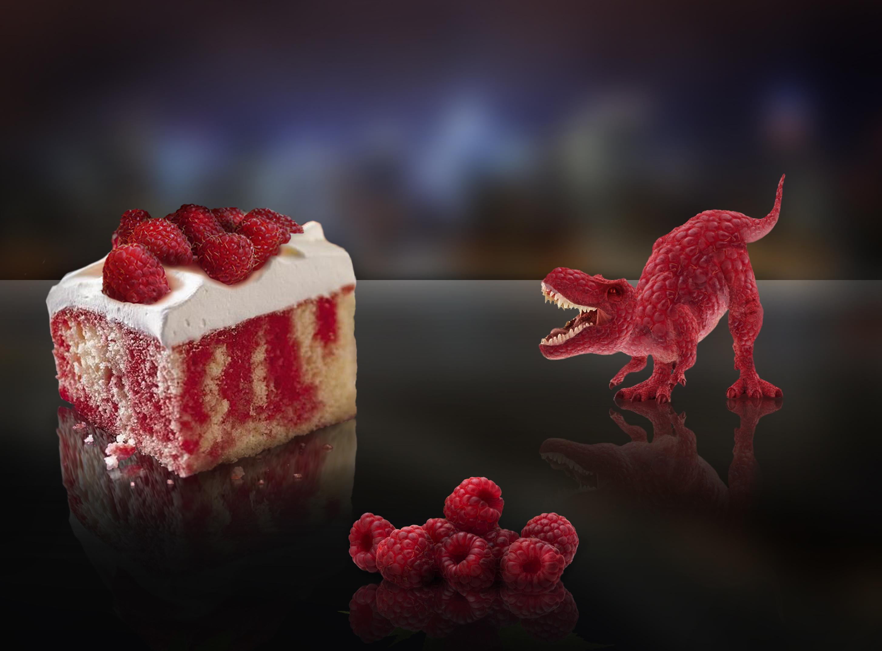 Raspberry Dino