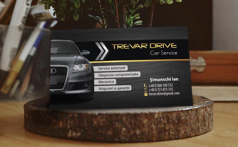 VisitCard - Cars