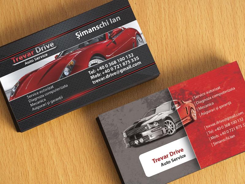 Visit Card - Cars 2